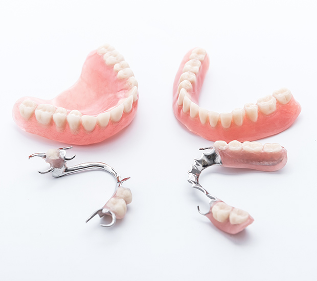 Fullerton Partial Dentures